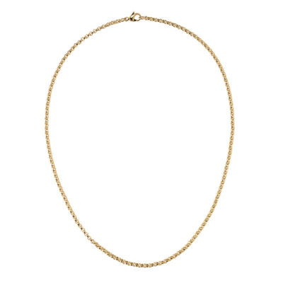 CIRCLE Necklet, gold plated