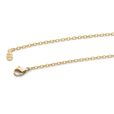 DAISY Necklet, gold plated