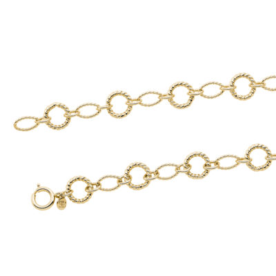 FONTANA Necklet, gold plated