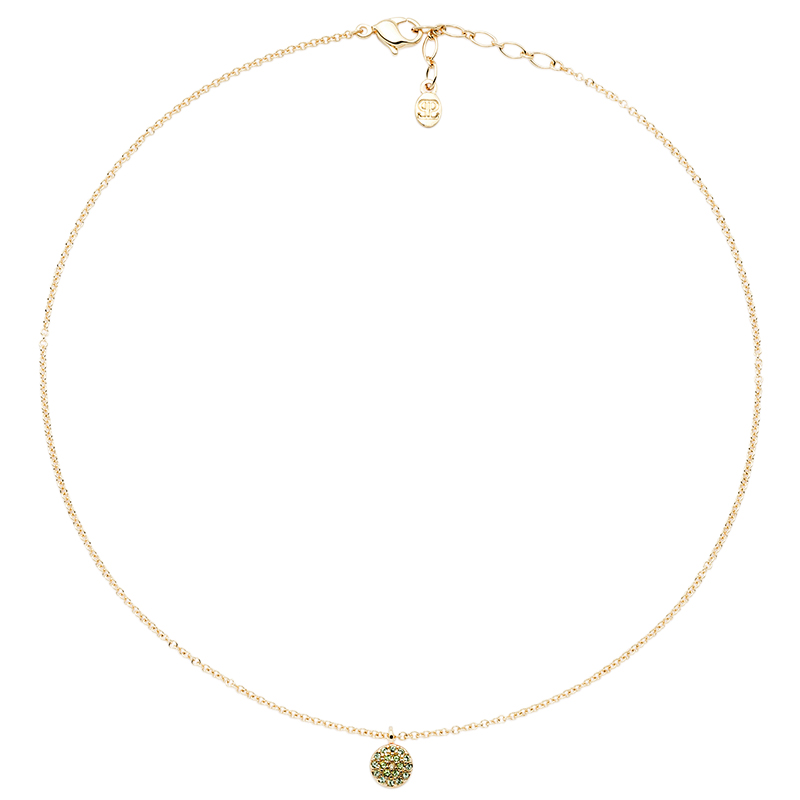 SAINT-TROPEZ Collier, gold plated, multicoloured
