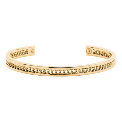 CHAIN LOVE Bracelet, gold plated