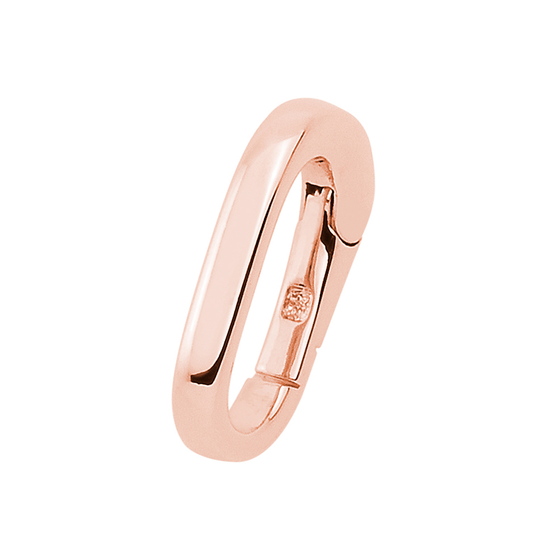 MAGIC LINK Pendant, rose gold plated