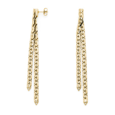 PETITE PROVOCATEUR Earrings, gold plated