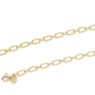 LITTLE ANCONA Necklet, gold plated