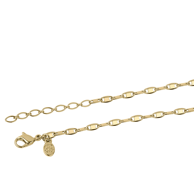 SHINY Necklace, gold plated
