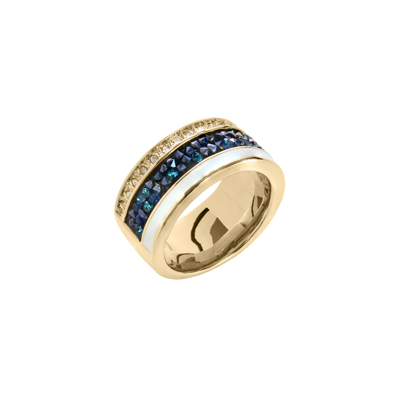 EUPHORIA Ring, gold plated