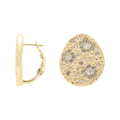 IRBIS Earrings, gold plated, multicolor